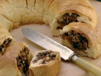 Pastry Round with Filling recipe