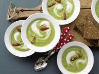 Pea Soup with Sausage recipe