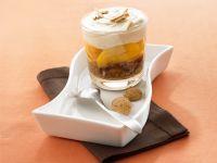 Peach Amaretto Trifle recipe