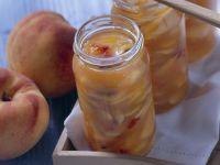 Peach and Almond Jam with Amaretto recipe