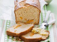 Peach and Passion Fruit Bread recipe