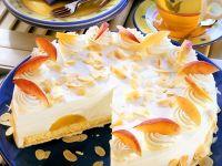 Peach Cheesecake recipe