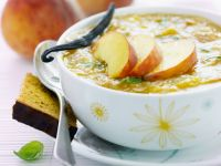 Peach Gazpacho recipe