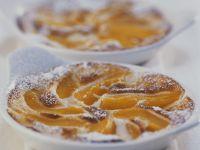 Peach Gratin recipe