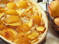 Peach Pie recipe