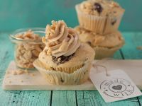 Peanut and Chocolate Muffins recipe