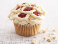 Peanut Butter Jelly Cupcakes recipe