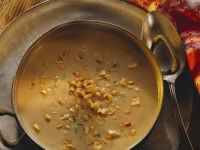 Smooth Nutty Bisque recipe