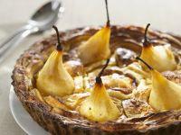 Pear and Creme Fraiche Pie recipe
