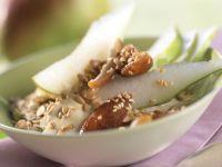 Pear and Date Muesli recipe