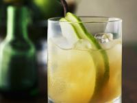 Pear and Orange Whisky Cocktail recipe