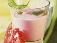 Pear and Pomegranate Smoothie recipe
