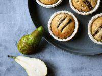 Pear Cupcakes recipe