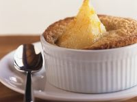 Pear Souffle recipe