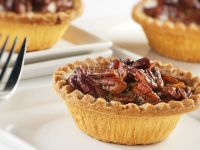 Pecan and Coffee Tarts recipe
