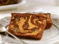 Pecan Marble Cake recipe