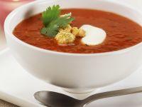 Pepper and Tomato Soup recipe
