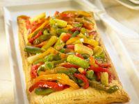 Pepper Puff Pizza recipe
