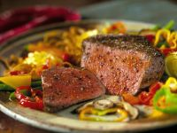 Pepper Steak with Vegetables recipe
