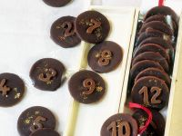 Peppermint Christmas Countdown recipe