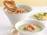 Peppery Watercress Soup recipe