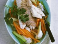 Perch Fillet with Carrots recipe