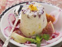 Persian Style Rice Pudding recipe