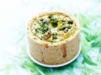 Petit Pea Tartlet recipe