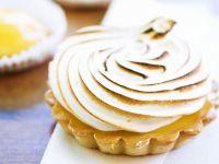 Petite Lemon Meringue Tarts recipe
