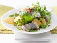 Pickled Herring Salad recipe