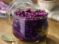 Pickled Red Cabbage (sauerkraut) recipe