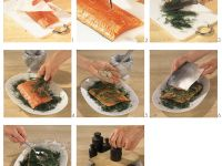 Pickled Salmon recipe