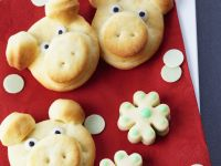 Pig Face Pastries recipe