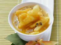 Pineapple and Papaya Salad recipe