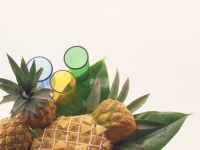 Pineapple Marzipan Cake recipe