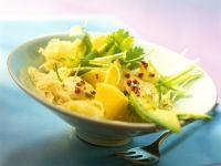 Pineapple-sauerkraut Salad recipe