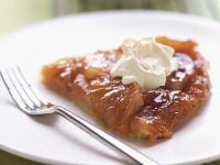 Pineapple Tarte Tatin recipe