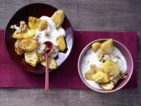 Pineapple Yogurt recipe