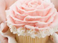 Pink Almond Paste Cakes recipe