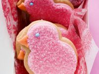 Pink Birdie Biscuits recipe