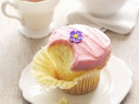 Pink Buttercream Cupcakes recipe