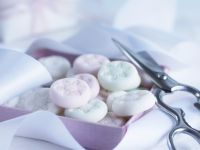 Pink, Green and White Mints recipe
