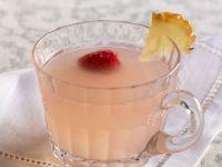 Pink Lemonade with Fruit recipe