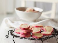 Pink Sugar Cookies recipe