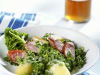 Pinkel and Braunkohl recipe