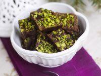 Pistachio Chocolates recipe