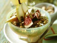 Pistachio, Fig and Honey Muesli recipe