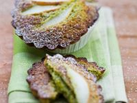 Pistachio Financiers recipe