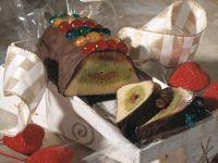 Pistachio, Hazelnut and Marzipan Loaf recipe
