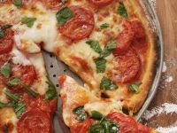 Classic Italian Herby Pizza recipe